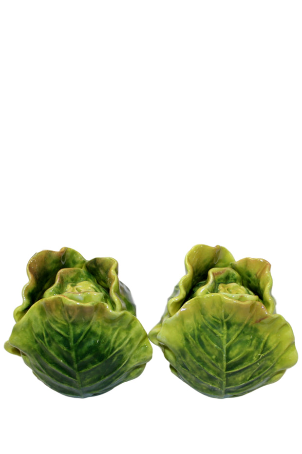 Lettuce - Salt & Pepper Shaker Set