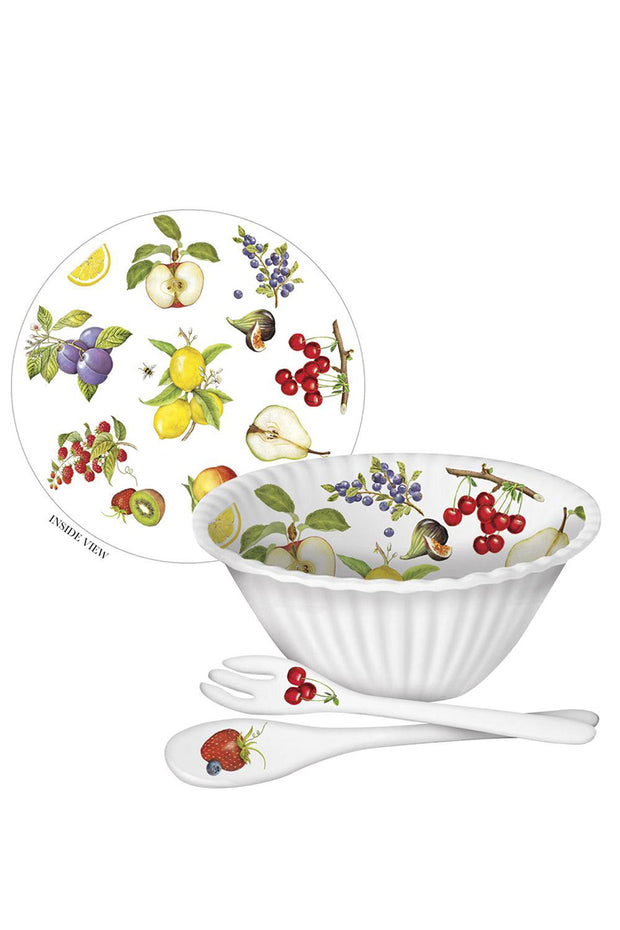 Melamine Fruit Bowl