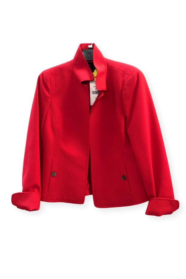 Nina McLemore Cotton Pique Jacket - available in two colors
