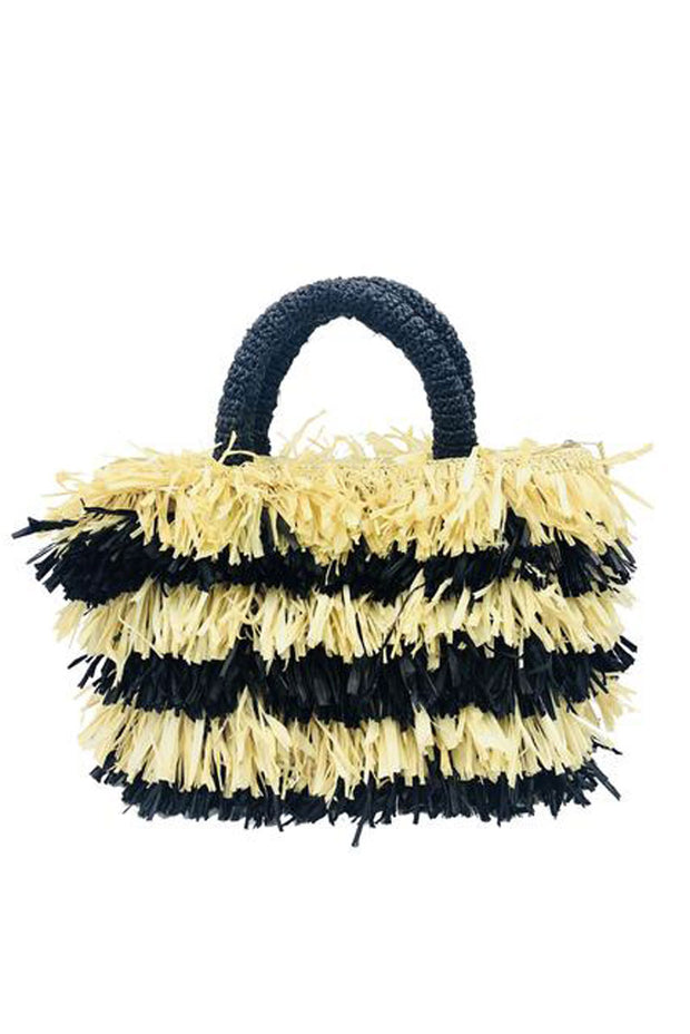 Frou Frou Fringe Purse - available in two colors