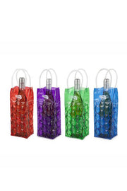 Bottle Bubble Freeze Ice Tote - available in four colors