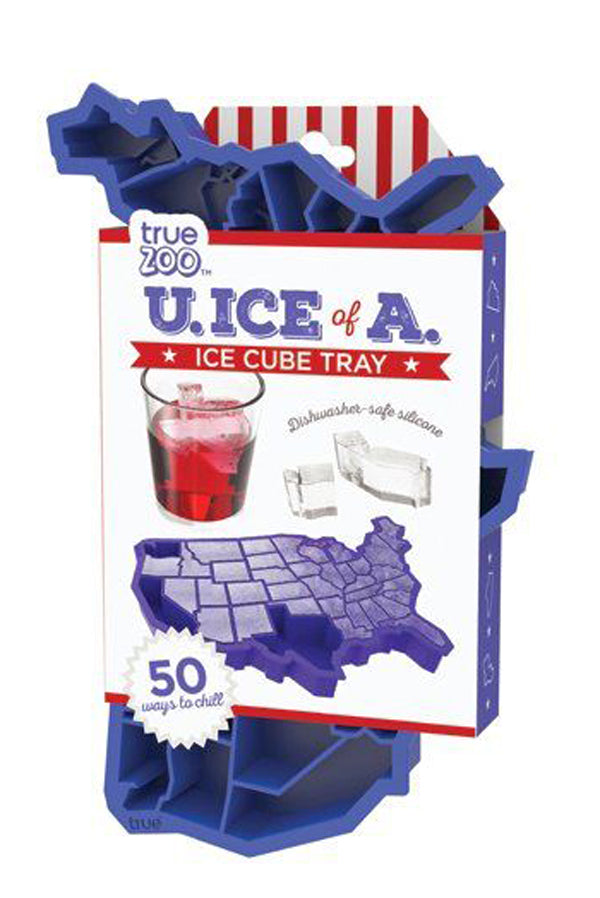 U Ice of A: United States Ice Cube Tray