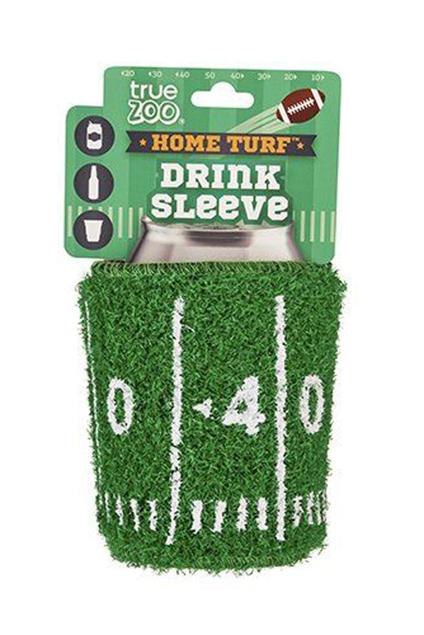 Home Turf Football Drink Sleeve