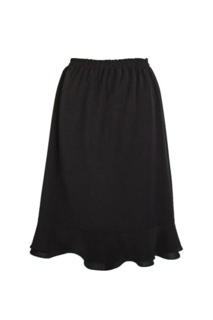 Travel Ruffle Skirt