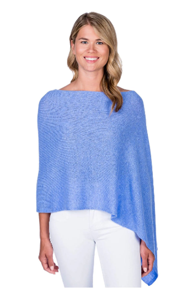 Cashmere Topper - available in multiple colors