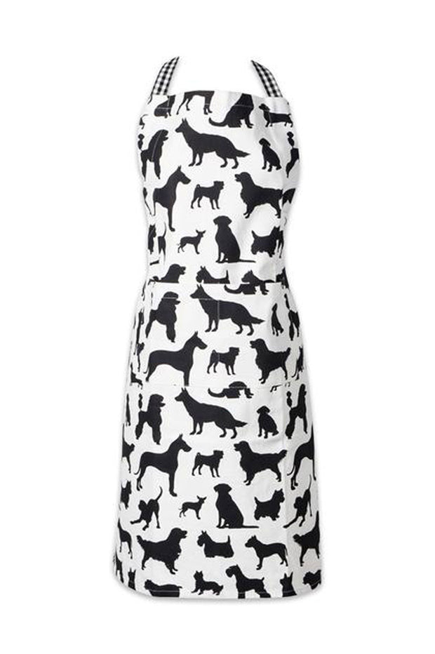 Dog Show Printed Apron