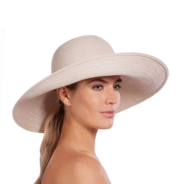 Eric Javits Bella Wide Brim Sun Hat - available in two colors