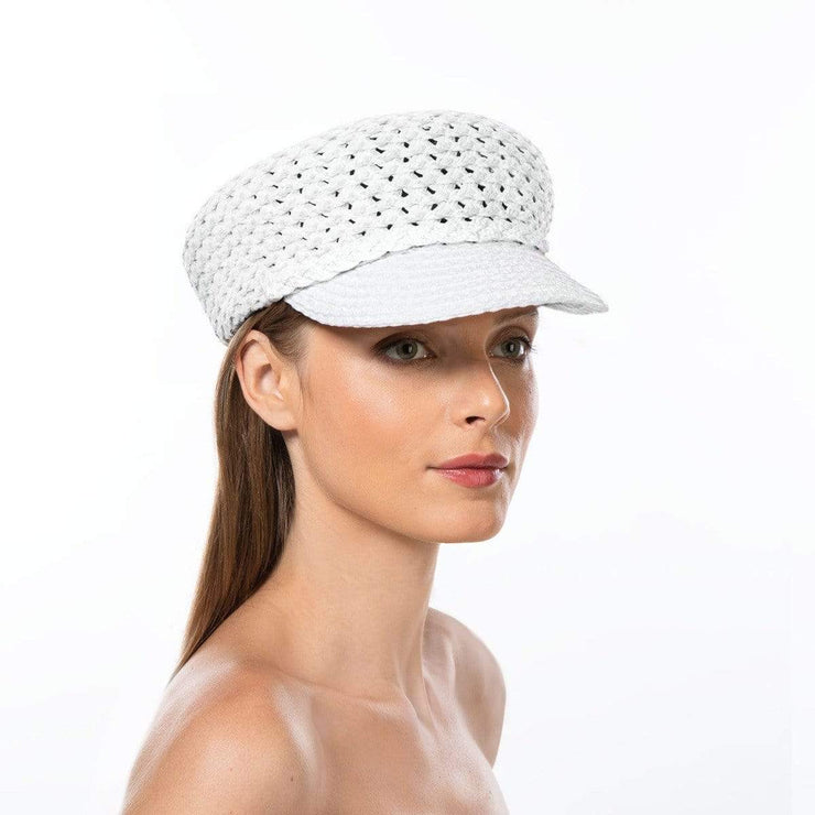 Eric Javits Captain Cap - available in two colors