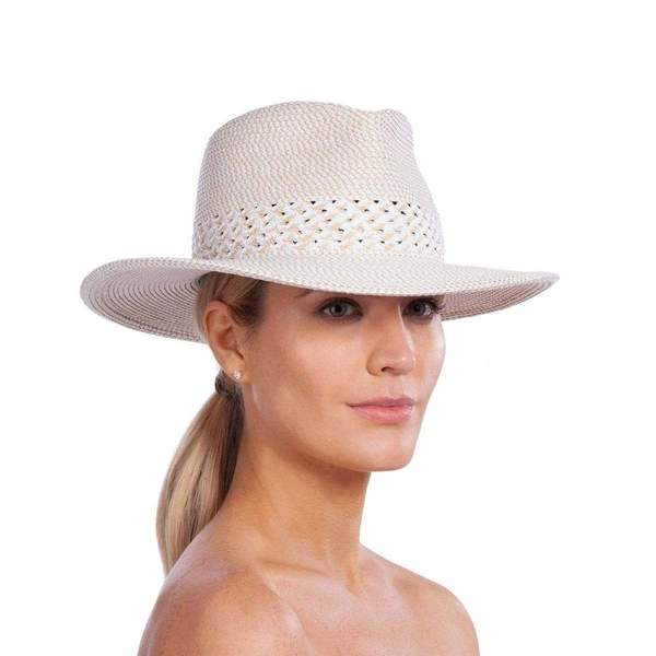 Eric Javits Squishee Bayou Fedora Hat - available in two colors