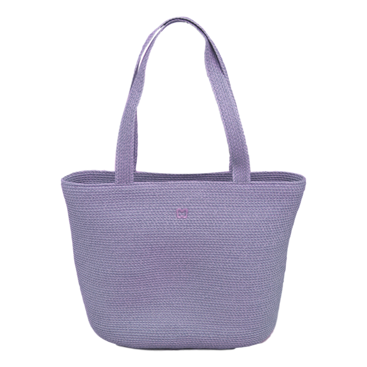 Lilac Squishee Tote Bag