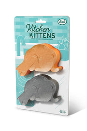 Kitchen Kittens Sponge Duo
