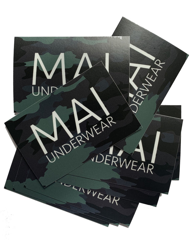 MAI DELUXE Printed Stickers
