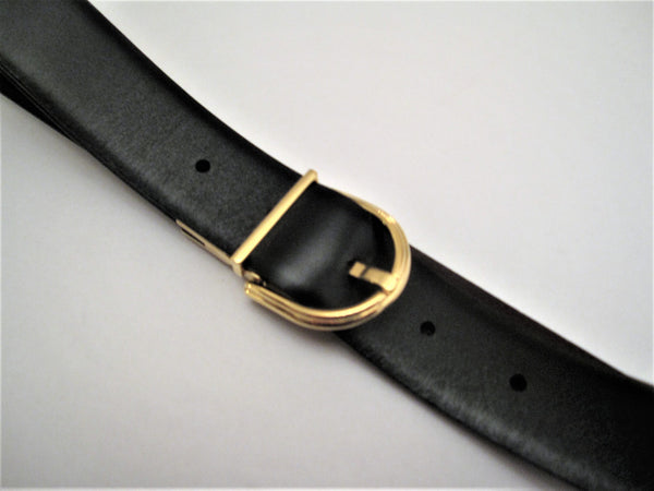 Reversable And Adjustable Leather Belt