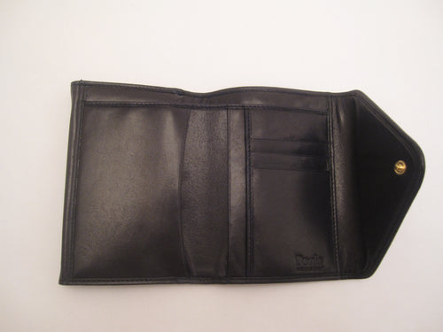 Leather Credit Card Purse