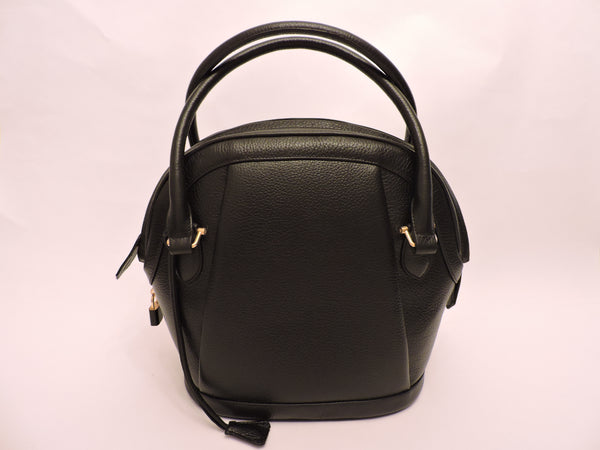 Large Double Handle Leather Tote