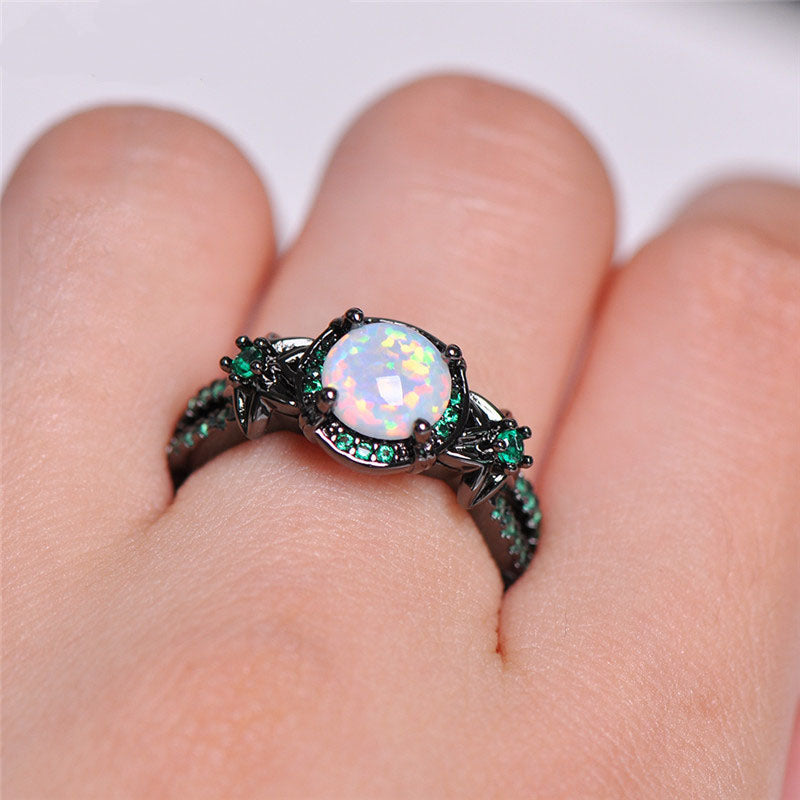 products gemstone jewelry ring fine stephanie gottlieb z wrap