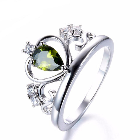 Royal Green Ring