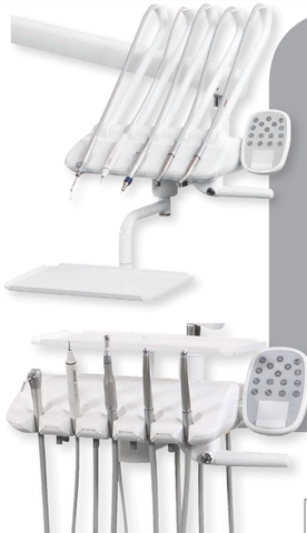 Ritter Vanguard Smart Dental Operatory Package W/ Stools (Germany)