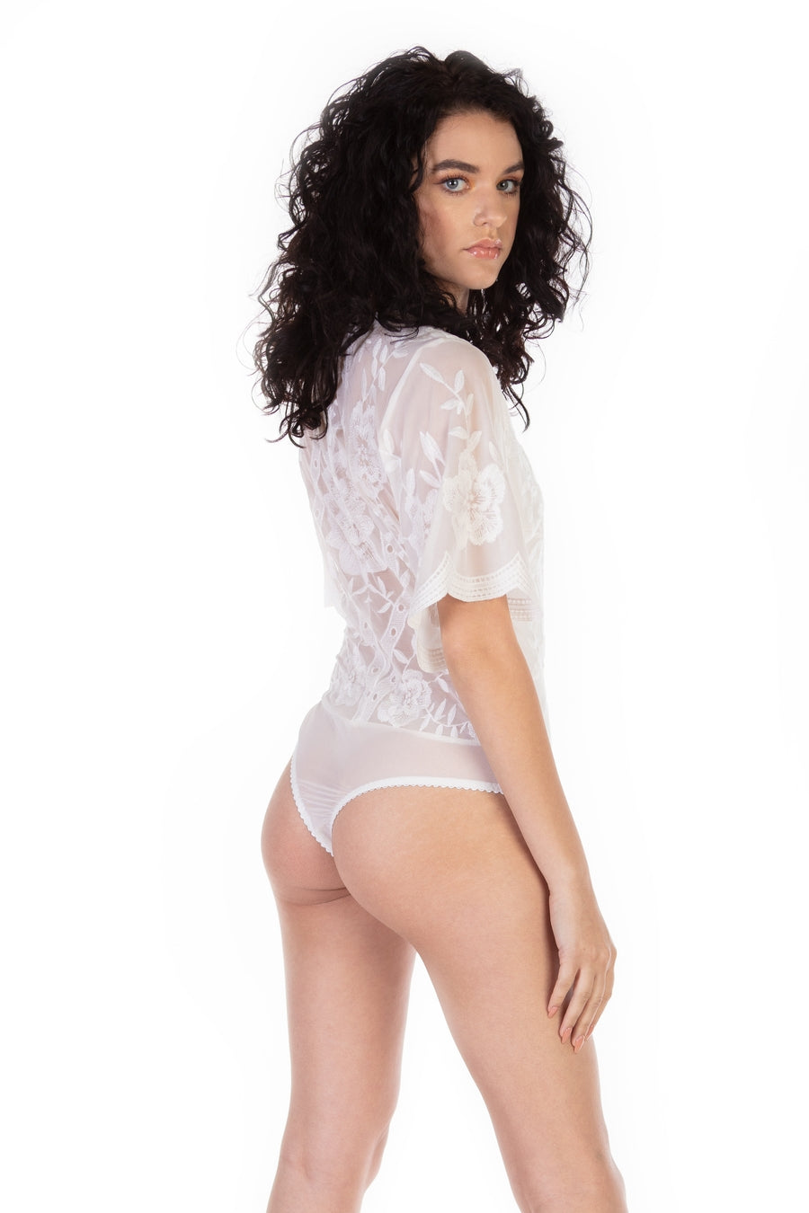 Serenity Lace Body Suit