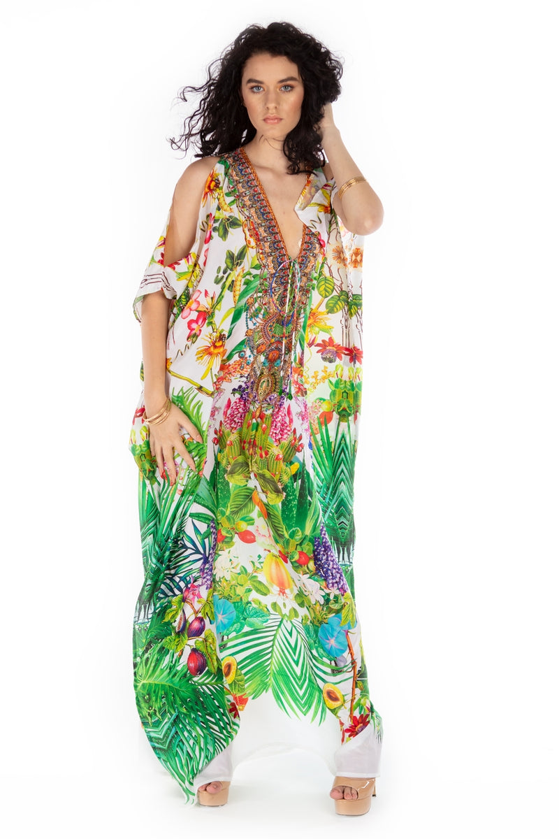 2a65e5bfdb Arizona Cactus Kaftan Dress