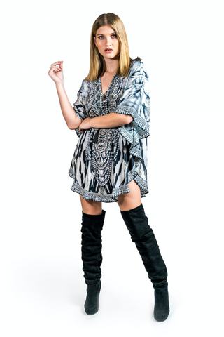 Desert Rose Cover-Up Robe