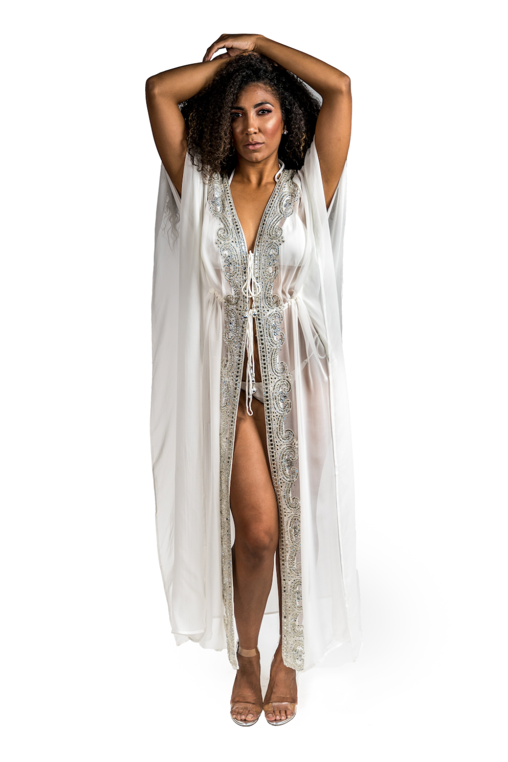 Empress Long Cover-Up Robe