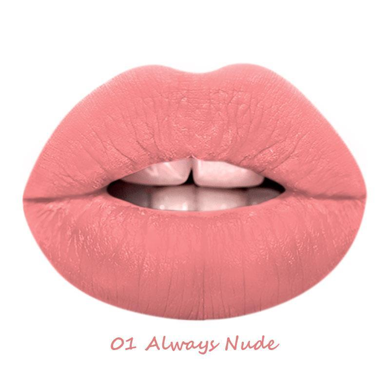 Always Nude - 24-Hour Matte Liquid Lipstick