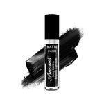 BLACK - 24 HOUR MATTE LIQUID LIPSTICK