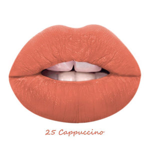 Load image into Gallery viewer, Cappuccino - 24 Hour Matte Liquid Lipstick