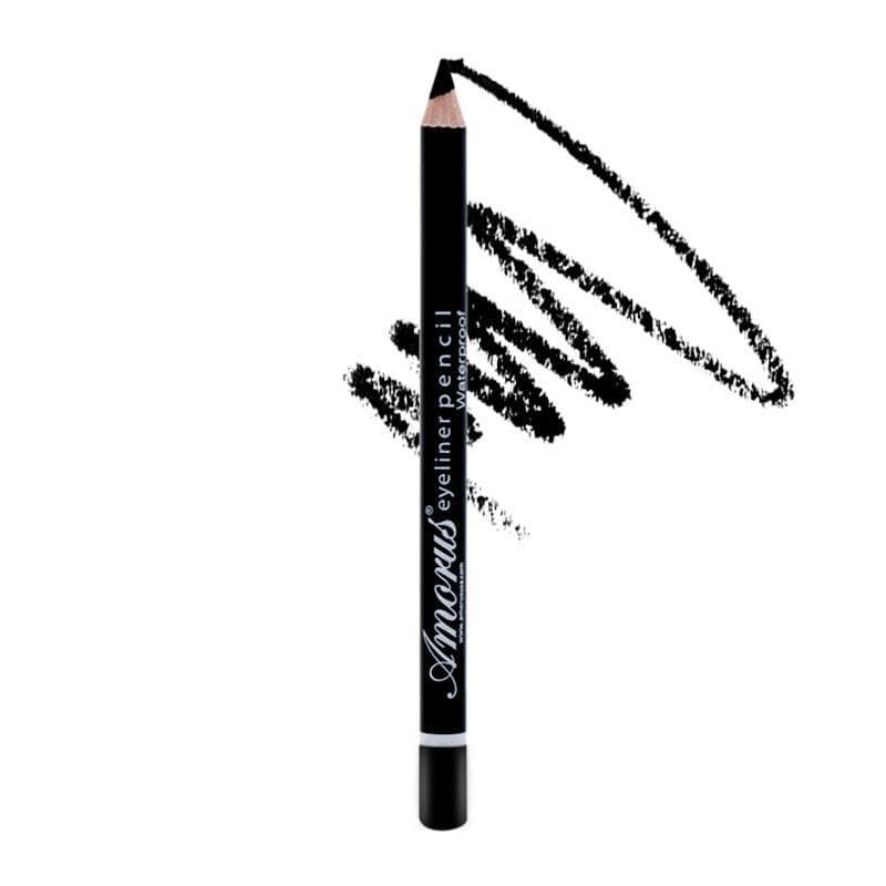Load image into Gallery viewer, Charcoal Black - Waterproof Eyeliner Pencil
