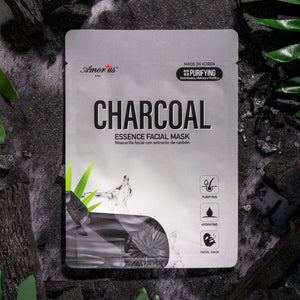 Charcoal Face Sheet Mask