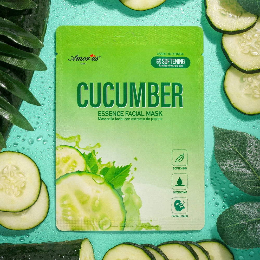 Cucumber Face Sheet Mask