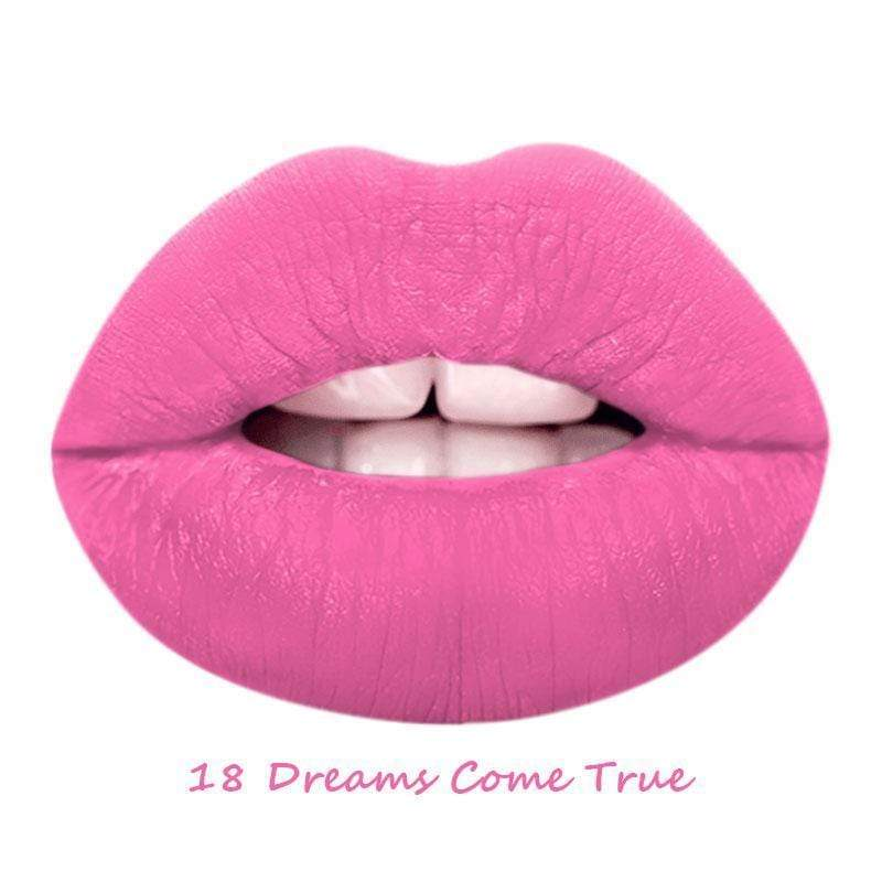 Dreams Come True - 24 Hour Matte Liquid Lipstick