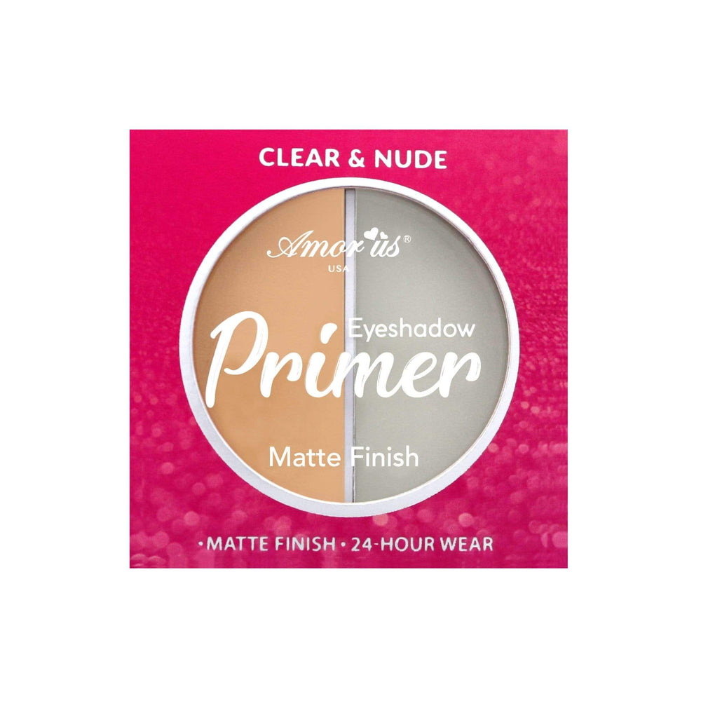Eyeshadow Primer – Matte Finish - Clear/Nude