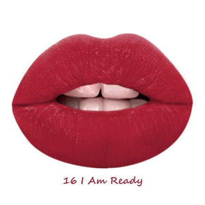 I Am Ready - 24 Hour Matte Liquid Lipstick