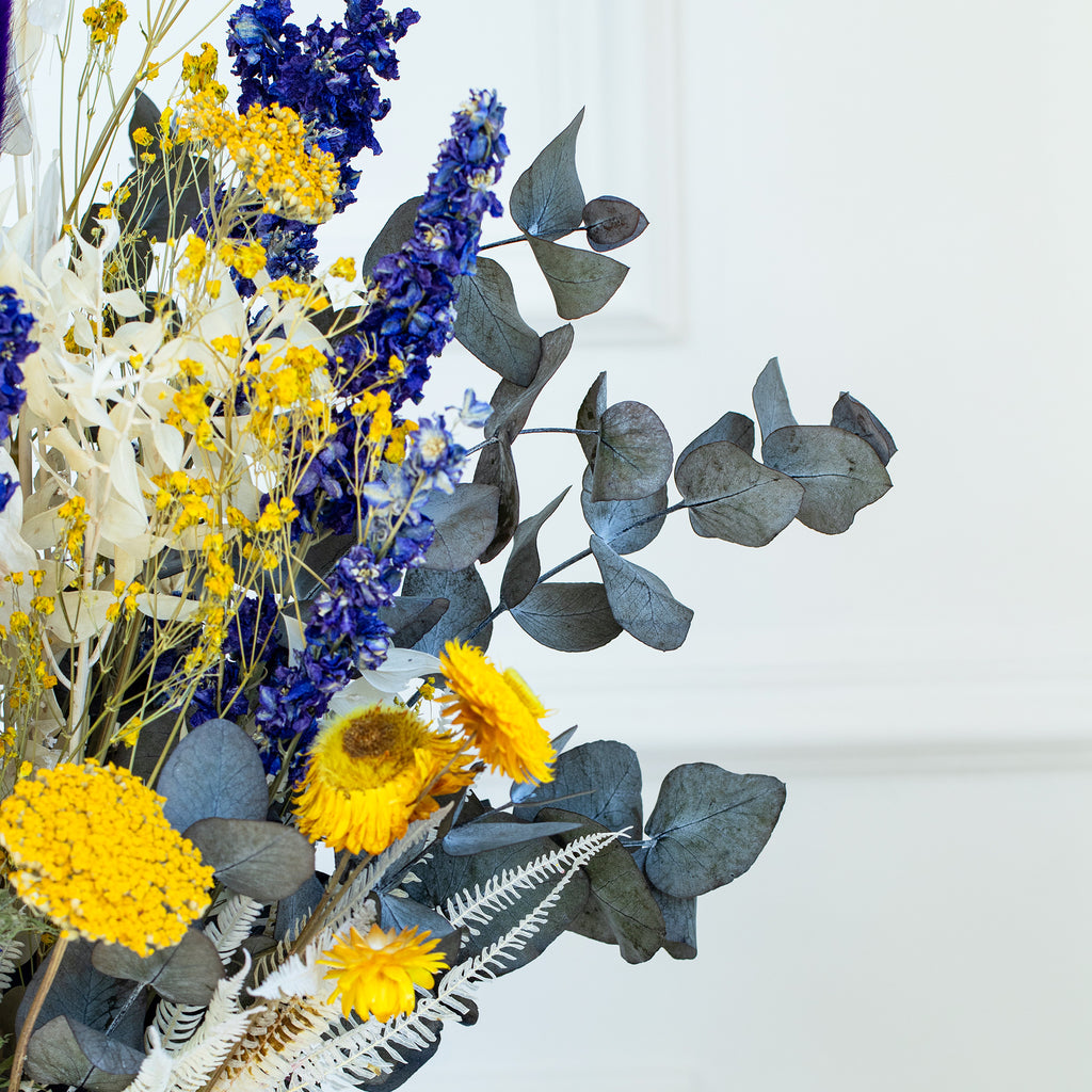 Starry Night - Preserved Flowers in a Bouquet by Amaranté London