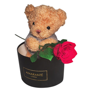 The Original Amaranté Bear - Amarante London Roses