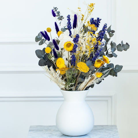Starry Night - Dried Flower Arrangements