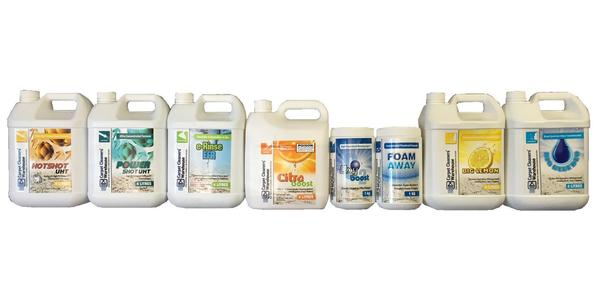 CCW QuikStart Carpet & Upholstery Cleaning System ..