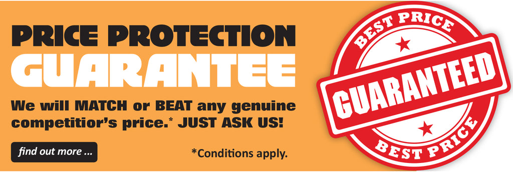 Our Price Protection Guarantee