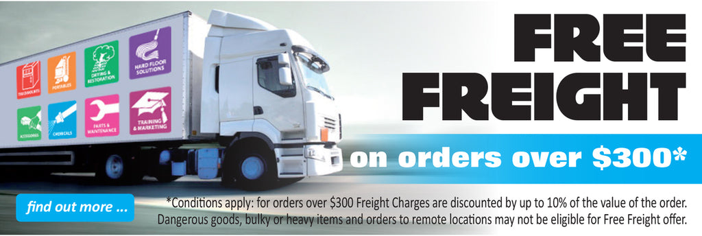 Free Freight Discount