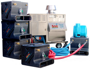 TES HYDRONIC SYSTEM