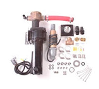 HYDRAMASTER DURAFLOW HEAVY DUTY EXTERNAL AUTO PUMP OUT RETROFIT KIT