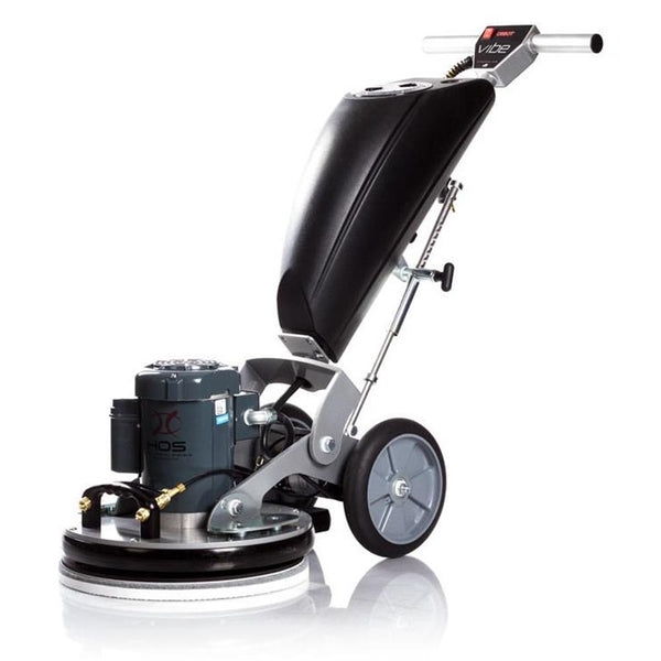 ORBOT VIBE ORBITAL FLOOR MACHINE WITH ACCESSORIES