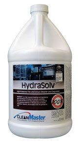 HYDRAMASTER HYDRASOLV HARD SURFACE CLEANER 3.8LTR