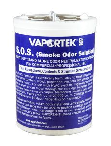 VAPORTEK STAND ALONE CARTRIDGE SOS