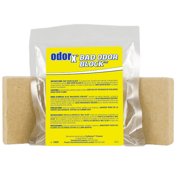 ODORx BAD ODOR BLOCK LEMON/LIME EACH