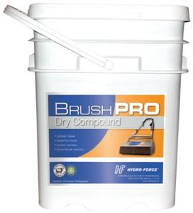 BRUSH PRO DRY COMPOUND 9.07KG