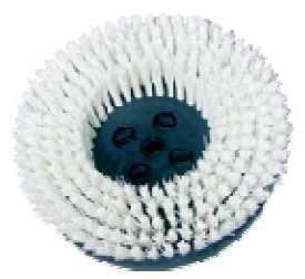 CIMEX BRUSH SET CR38 NYLON HEAVY DUTY SCRUB (3 PACK)