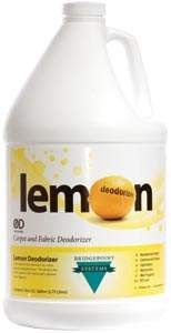 BRIDGEPOINT CARPET & FABRIC DEODORISER FRESH LEMON 3.8LTR
